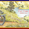 Fat Tire! To match the spare tire.