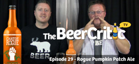 Episode 29 – Rogue Pumpkin Patch Ale